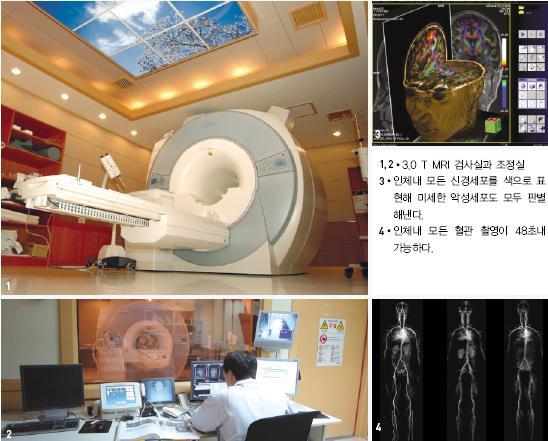 국내 유일의 MRI 리퍼런스사이트 3.0 T MRI